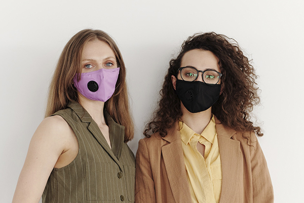 -Masks4Safety: smart masks that avoid the spread of Covid-19